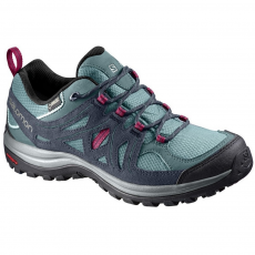 Salomon Shoes Ellipse 2 Gtx W túracipő - túrabakancs D