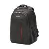 "SAMSONITE Notebook hátizsák 55928-1041, LAPTOP BACKPACK L 17.3"" (BLACK) -GUARDIT"