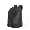 "SAMSONITE Notebook hátizsák 79189-1077, LAPTOP BACKPACK L EXP 16"" (BLACK/SILVER) -4MATION"