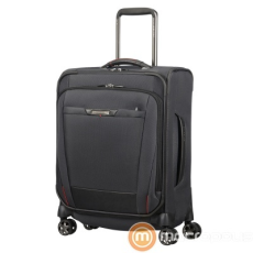 SAMSONITE PRO-DLX5  Gurulós négykerekű  bőrönd  55/20  fekete