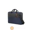"SAMSONITE Qibyte Laptop Bag 17.3"" kék"