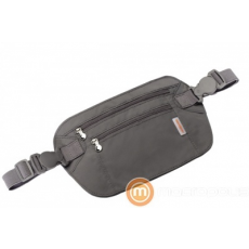 SAMSONITE Travel Accessories V/Double Pocket Money Belt/Graphite