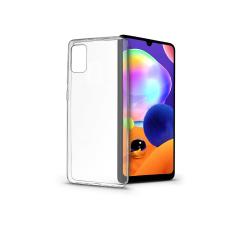 Samsung A315F Galaxy A31 szilikon hátlap - Soft Clear - transparent tok és táska