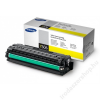 Samsung CLT-Y506S Lézertoner CLP 680ND, CLX 6260 nyomtatókhoz, SAMSUNG sárga, 1,5k (TOSAM680YS)