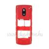 Samsung E2120 középső keret piros