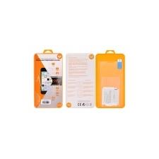 Samsung E500 Galaxy E5 üvegfólia, ütésálló kijelző védőfólia törlőkendővel (0,3mm vékony, 9H)* mobiltelefon előlap