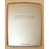 Samsung E870 akkufedél ezüst
