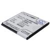 Samsung EB-B600BEBECWW Akkumulátor 2600 mah, utángyártott akku