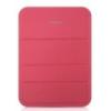Samsung EF-SN510BPE oldalra nyíló szövetbevonatos támasztós tok rózsaszín (N5100, N5110 Galaxy Note 8.0)*
