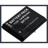 Samsung ES74 3.7V 1200mAh utángyártott Lithium-Ion kamera/fényképezőgép akku/akkumulátor