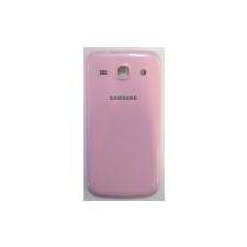 Samsung G350, G3500 Galaxy Core Plus akkufedél rózsaszín* mobiltelefon előlap