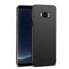 Samsung G960 Galaxy S9 fekete MATT vékony szilikon tok