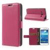 Samsung Galaxy Express 2 G3815, Oldalra nyíló tok, stand, rózsaszín
