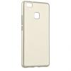 Samsung Galaxy J3 (2017) SM-J330F, TPU szilikon tok, Jelly Flash Mat, arany