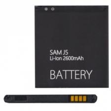 Samsung Galaxy J5 SM-J500F, Akkumulátor, 2600 mAh, Li-Ion, EB-BG531BBE kompatibilis, NFC mobiltelefon akkumulátor