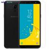 Samsung Galaxy J6 (2018) SM-J600F, Kijelzővédő fólia, ütésálló fólia (az íves részre NEM hajlik rá!), Nillkin, Tempered Glass (edzett üveg), H+ PRO, Clear