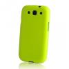 Samsung Galaxy S4 i9500, TPU szilikon tok, zöld
