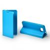 Samsung Galaxy S4 Mini i9190, Oldalra nyíló tok, stand, Proflip, kék