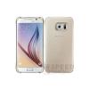 Samsung Galaxy S6 gyári Protective Cover hátlap tok, arany, EF-YG920BF, (SM-G920)