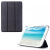 Samsung Galaxy Tab S2 8.0 SM-T710 / T715, mappa tok, Trifold, fekete