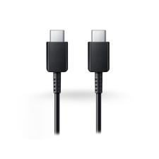 Samsung gyári USB Type-C - USB Type-C adat- és töltőkábel 100 cm-es vezetékkel - EP-DG977BBE - black (ECO csomagolás) kábel és adapter