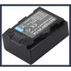 Samsung HMX-H200 3.7V 2200mAh utángyártott Lithium-Ion kamera/fényképezőgép akku/akkumulátor