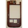 Samsung i9300 Galaxy S3 középső keret barna