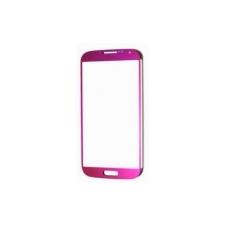 Samsung i9500, i9505, i9506, i9515 Galaxy S4 plexi ablak lila* mobiltelefon előlap