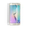 Samsung J730 Galaxy J7 (2017) 3D hajlított előlapi üvegfólia fehér