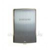 Samsung L870 akkufedél ezüst*