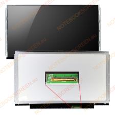 Samsung LTN133AT30 kompatibilis fényes notebook LCD kijelző laptop kellék