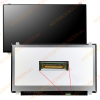 Samsung LTN156HL07-B03 kompatibilis fényes notebook LCD kijelző