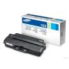 Samsung MLT-D103S Lézertoner ML 2950ND, SCX4727FD, SCX4728FD nyomtatókhoz, SAMSUNG fekete, 1,5k
