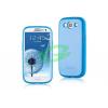 Samsung Momax ultra vékony kék hátlapvédő Samsung I9300 Galaxy S3