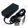 Samsung N140 Series 5.5*3.0mm + pin 19V 3.15A 60W cella fekete notebook/laptop hálózati töltő/adapter utángyártott