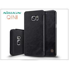 Samsung N930F Galaxy Note 7 oldalra nyíló flipes tok - Nillkin Qin - fekete tok és táska