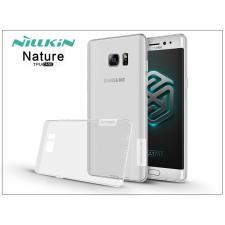 Samsung N930F Galaxy Note 7 szilikon hátlap - Nillkin Nature - transparent tok és táska