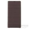 Samsung N960 Galaxy Note 9 gyári LED View Cover, flip tok, barna, EF-NN960PA, (SM-N960)