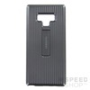 Samsung N960 Galaxy Note 9 gyári Protective Standing Cover hátlap tok, fekete, EF-RN960CB, (SM-N960)