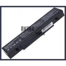 Samsung NP-RV409-A03IN 4400 mAh 6 cella fekete notebook/laptop akku/akkumulátor utángyártott samsung notebook akkumulátor
