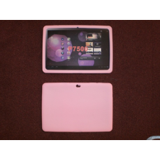 Samsung P7500 Galaxy Tab 10.1 szilikon tok pink tablet tok