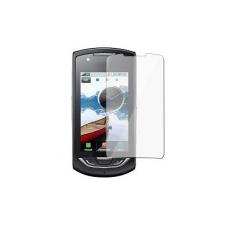 Samsung S5620 Monte kijelző védőfólia mobiltelefon előlap