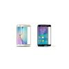 Samsung S7 fehér teljes képernyős hajlított prémium védőüveg, kijelzővédő fólia üvegből, tempered glass, üvegfólia