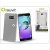 Samsung Samsung A710F Galaxy A7 (2016) hátlap - Muvit ThinGel - transparent
