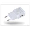 Samsung Samsung gyári USB hálózati töltő adapter - 5V/2A - EP-TA10EWE/TA12EWE white (csomagolás nélküli)
