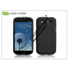 Samsung Samsung i9300 Galaxy S III hátlap - Case-Mate Barely There - black