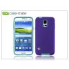 Samsung Samsung SM-G900 Galaxy S5 hátlap képernyővédő fóliával - Case-Mate Tough - purple/pool blue