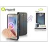 Samsung Samsung SM-G920 Galaxy S6 flipes tok - Muvit Window Folio - black