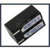 Samsung SB-LSM80 7.2V 1700mAh utángyártott Lithium-Ion kamera/fényképezőgép akku/akkumulátor