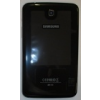 Samsung T210 Galaxy Tab 3 7.0 Wifi hátlap (akkufedél) fekete*